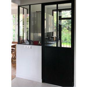 Porte battante standard 2400X1066 à peindre