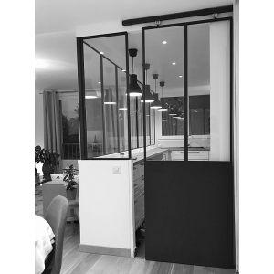 Porte Coulissant 2400X1000